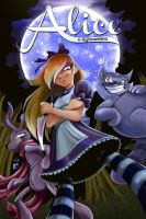 Alice in nightmareland by eddaviel