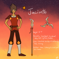 Jacinth Reference Sheet by BloodVendor