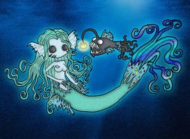 Little Horror-scopes Pisces by Little-Horrorz