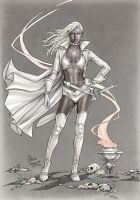 Dark Elf by staino