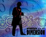 Wanderer in the 4th Dimension by GermanCompanion