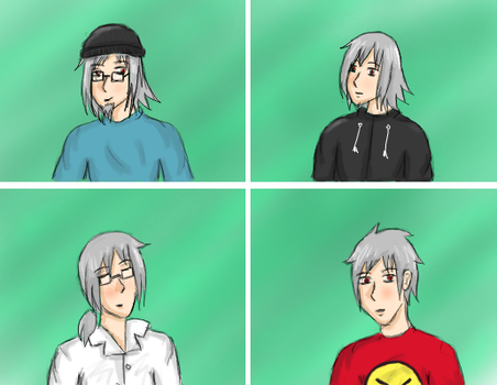 kyzon and his styles by my-darkness
