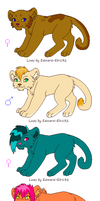 Cheap feline adopts by HappyDucklings