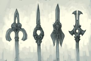 Spears by mc-the-lane