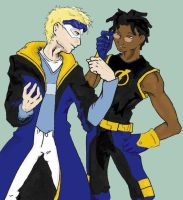 Static Shock: Roleplay by sutaretagaisce