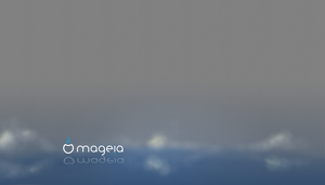 Mageia wallpaper in the clouds by Tefrem34