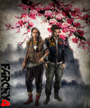 Far Cry 4 by PixyDee123