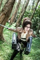 Hanji Zoe by Teicosplayer