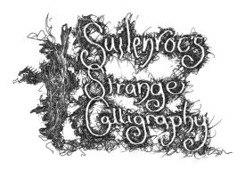 Strange Calligraphy by Suilenroc