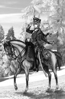 Schwarz Hussar by helmasterseray