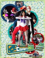 COSPARTY 2011 - Afiche final by Bimago