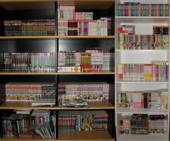 My manga collection: updated by shirozzu