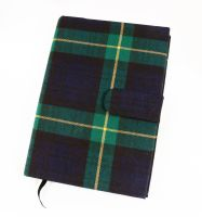 Scottish notebook by Katlinegrey