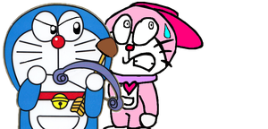 Doraemon Has a Weapon (My icon) by Puppies567