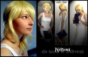 Namine - the witch of memories by The-Savage-Nymph