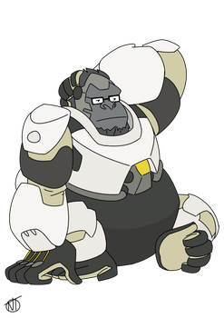 Winston by Hierogriff