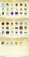 Win7  Novelty  Gadget Collection 41 Gadgets by KeybrdCowboy