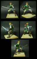 Link Painted by Chicharo
