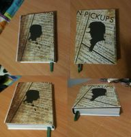 Johnlock notebook by LunaHermione