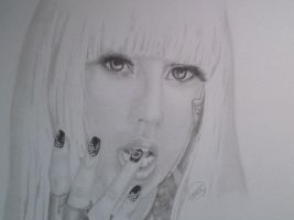 Lady Gaga by SullyNJ