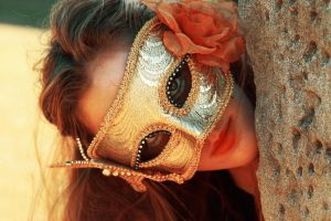 Behind the Mask III by Michaella-Designs