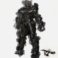 Raiden by Sticklove