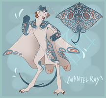 Mantelbeast Auction CLOSED by King-Chimera
