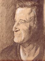 08282014 Robin Williams Portrait by guinnessyde