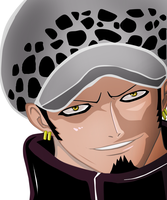 Trafalgar Law by nestafari