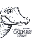 Caiman 2 by ashleigheperry