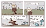 The Witcher 3, doodles 197 by Ayej