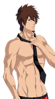 Shiro Fanservice 'Too Hot for the Office and quot by Zanpakuto-Leader