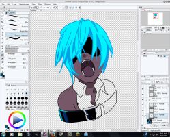 Vocaloid WIP by PhantomX999