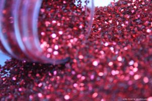 Red Glitter Two by Ate-Your-Kangaroo