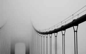 Bridge to the Sky by calpomatt