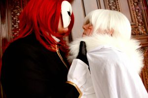 You Disgusting Worm by KorpseCosplay