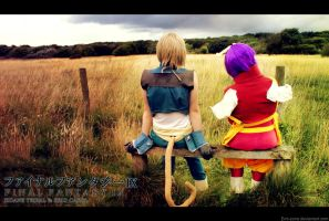 FFIX - You are Not Alone by Emi-zone