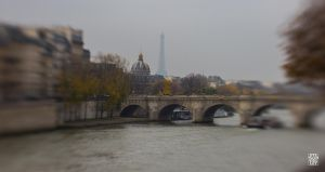 Paris in autumn by sylvaincollet