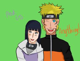 Ask Calm and crazy -Ask NaruHina- by autobot2