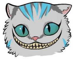 Cheshire Cat by Hofftits