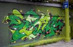 green style by SANS-01-2-MHC-BS