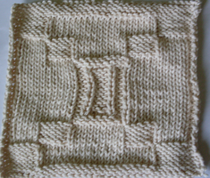 a new dish cloth by tabby25