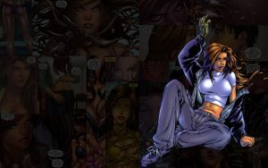 Witchblade.Punk by Troilus