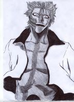 Grimmjow by GrimmjawJack