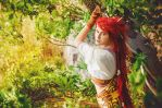 Nariko - Heavenly Sword by Sweet-Empathy