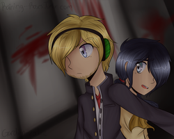 Pewdiepie Corpse Party by Guardian-Zodiac