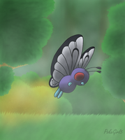 012 Butterfree by PokeGirl5