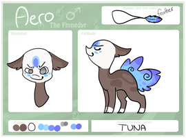 Aero Reference Sheet 2O13 by campfyre