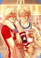 APH - Let's take a photo by CristinaKokoro