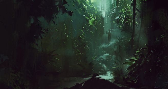hellojungle by maykrender